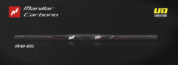 Nuevo manillar MHB105 Carbon Superlight de Massi Bikes