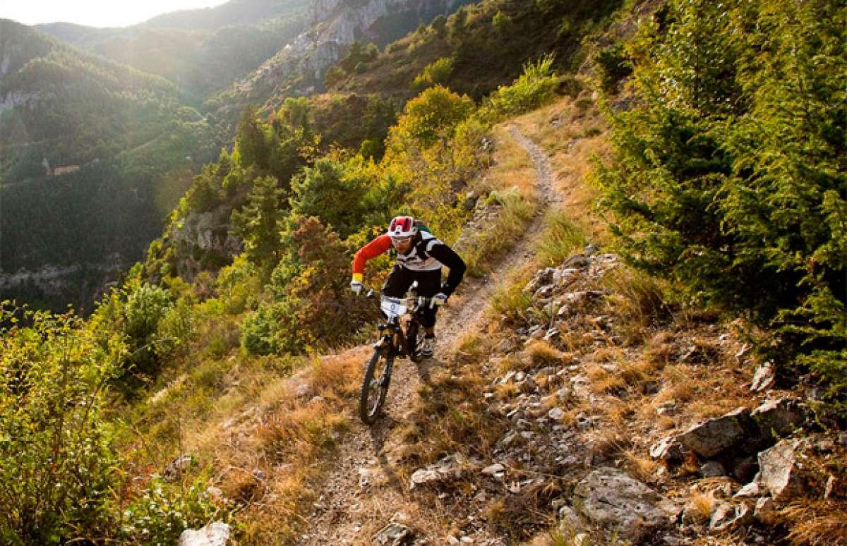 Anuncio promocional de la Mavic Trans-Provence 2015
