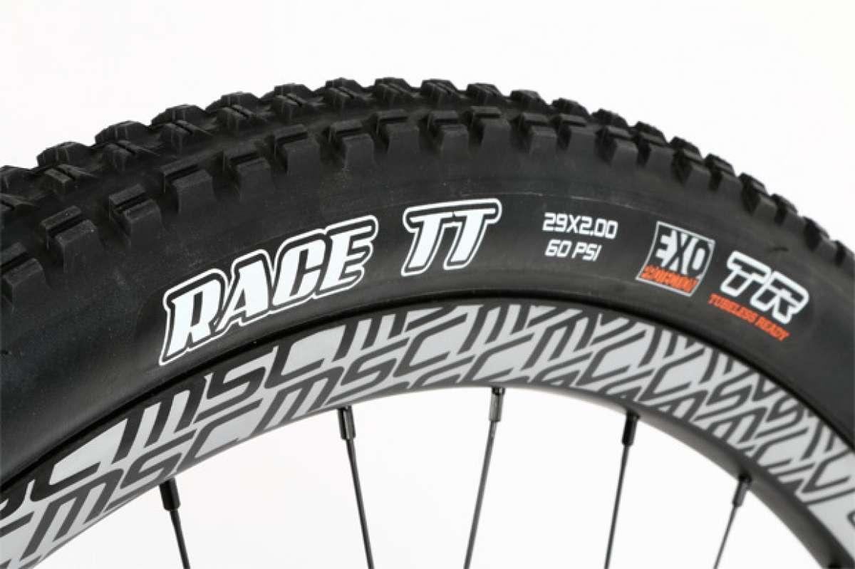 Maxxis Race TT, la evolución de la emblemática cubierta Larsen TT