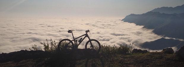 La foto del día en TodoMountainBike: 'El Mazucu - LLanes'