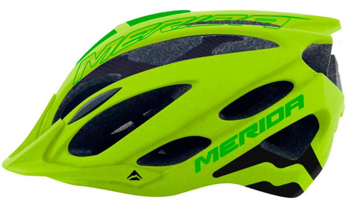 Merida Reydar Carbon, el nuevo casco del equipo Multivan Merida Biking Team