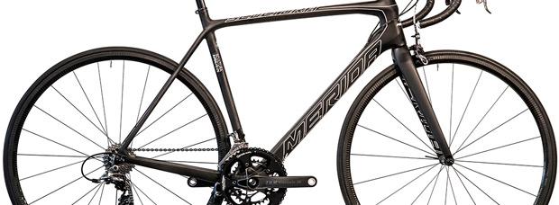 Para sibaritas del asfalto: Merida Scultura Superlite LTD, la bicicleta 'de serie' más ligera del mundo