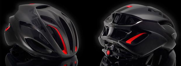 Así es el nuevo casco MET Rivale