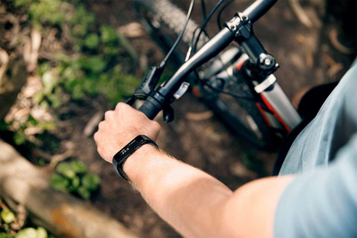 La pulsera inteligente Microsoft Band, ahora compatible con Strava y MapMyRide
