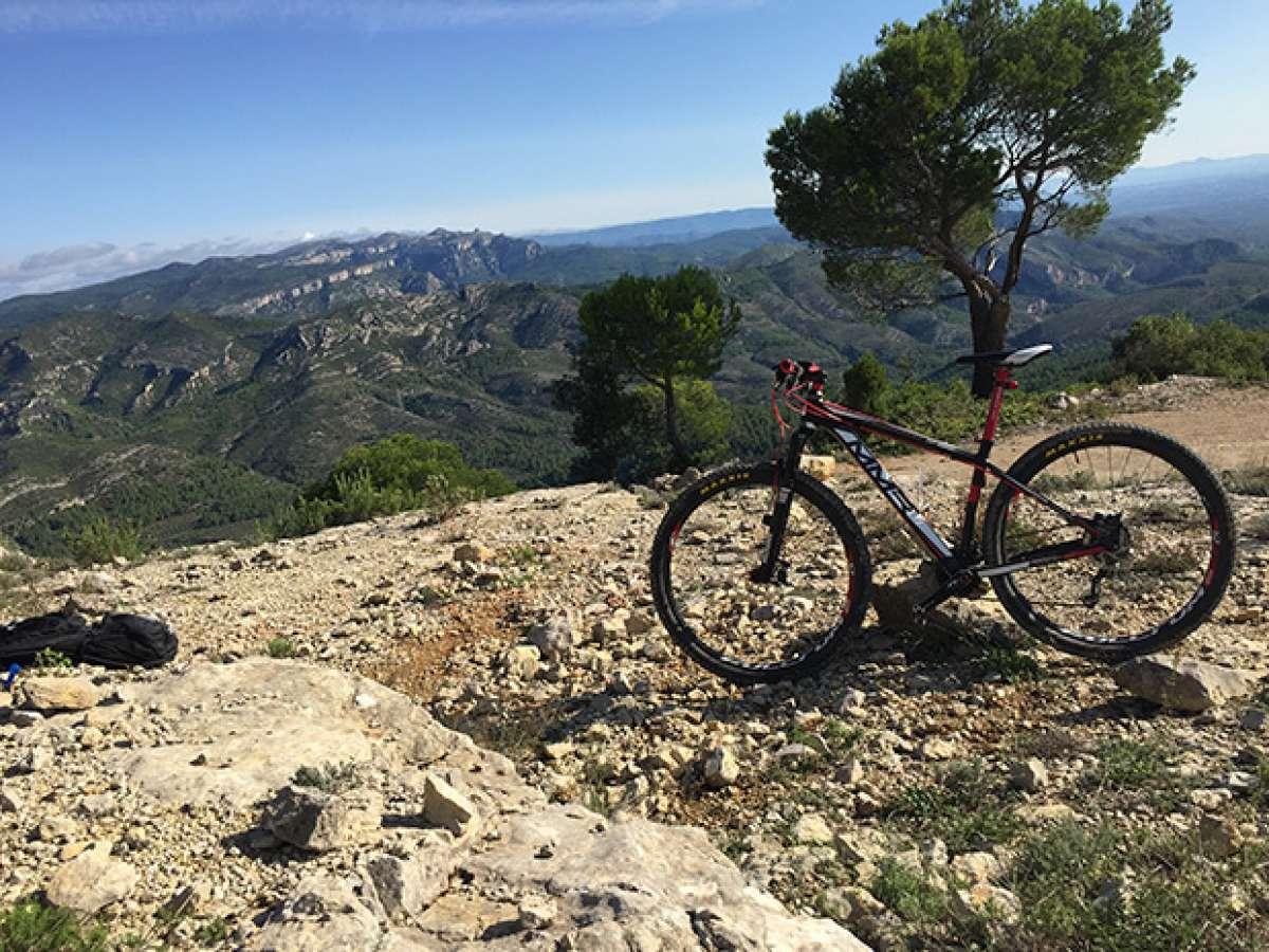 La foto del día en TodoMountainBike: 'MMR Zen 29 en Vandellòs'