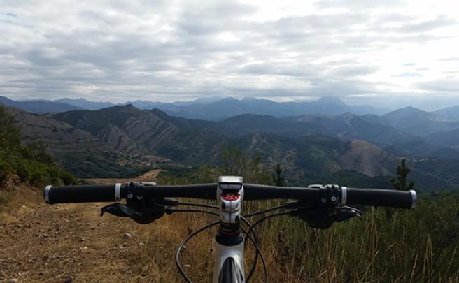 La foto del día en TodoMountainBike: 'Montañas de León'