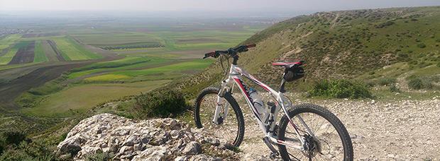 La foto del día en TodoMountainBike: 'El monte Asland'