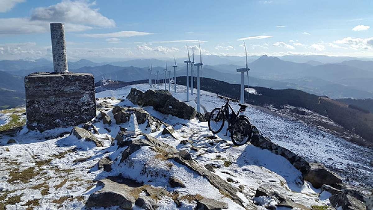 """La foto del día en TodoMountainBike: """"Monte Oiz (Bizkaia)"""""""