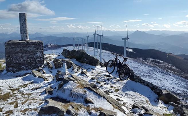 La foto del día en TodoMountainBike: 'Monte Oiz (Bizkaia)'