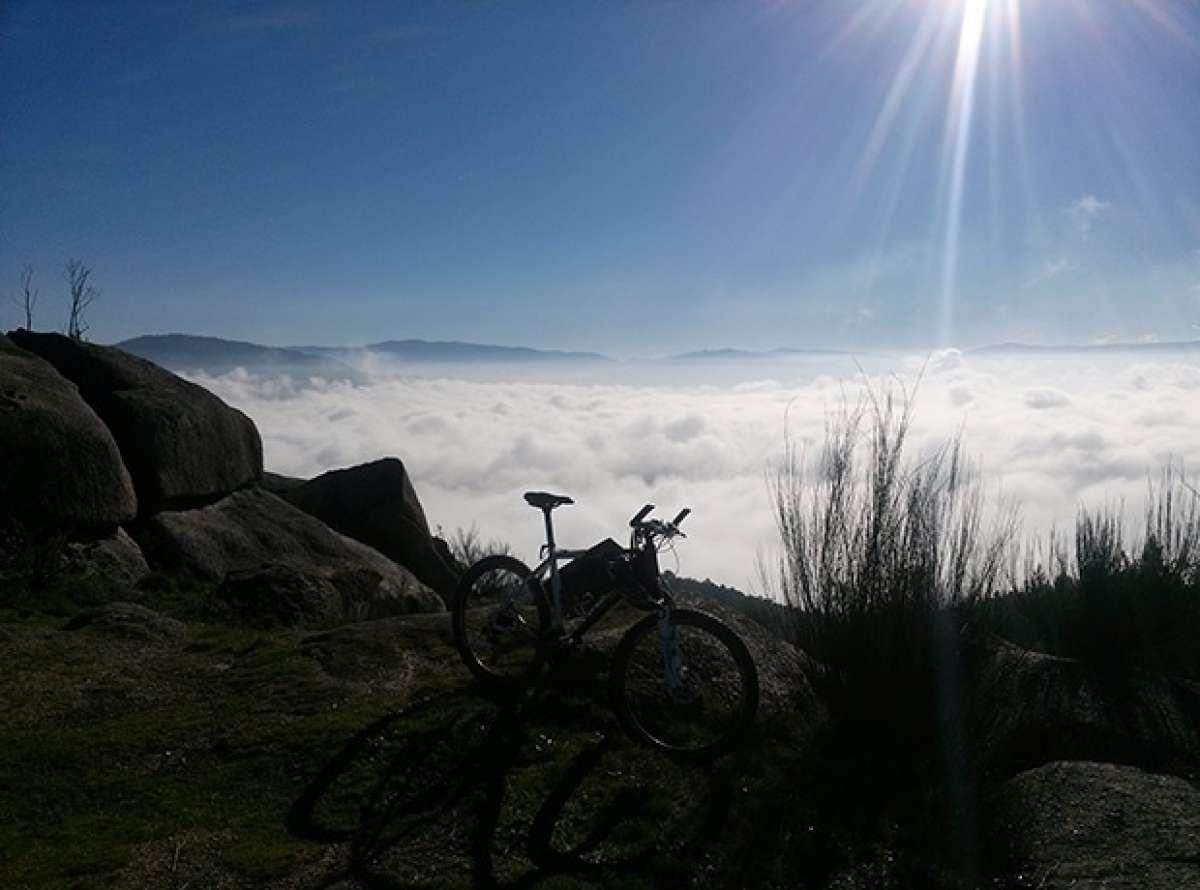 """La foto del día en TodoMountainBike: """"El monte de la Picaraña"""""""