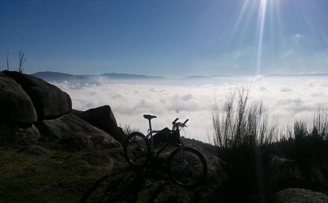 La foto del día en TodoMountainBike: 'El monte de la Picaraña'