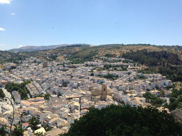 Montefrío en Granada, uno de los diez pueblos con mejores vistas del mundo