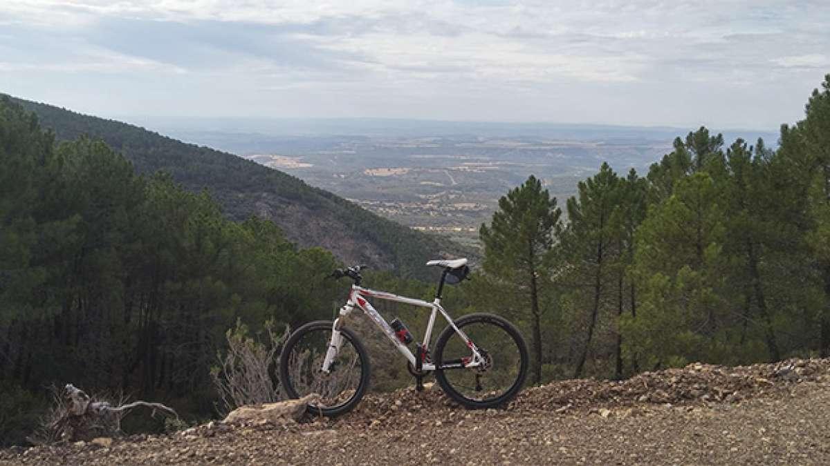 """La foto del día en TodoMountainBike: """"Montes de Toledo"""""""