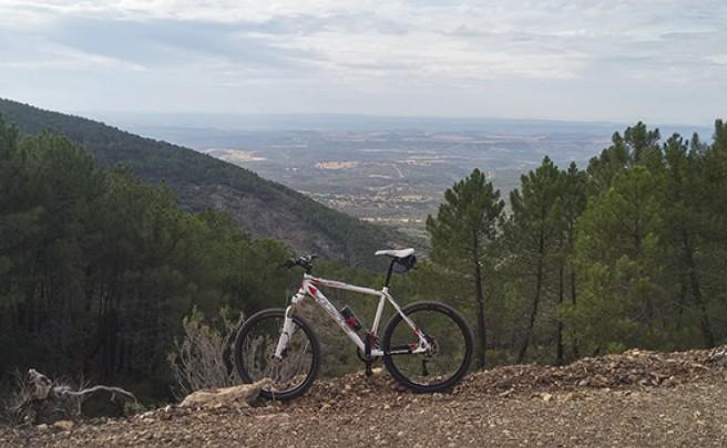 La foto del día en TodoMountainBike: 'Montes de Toledo'