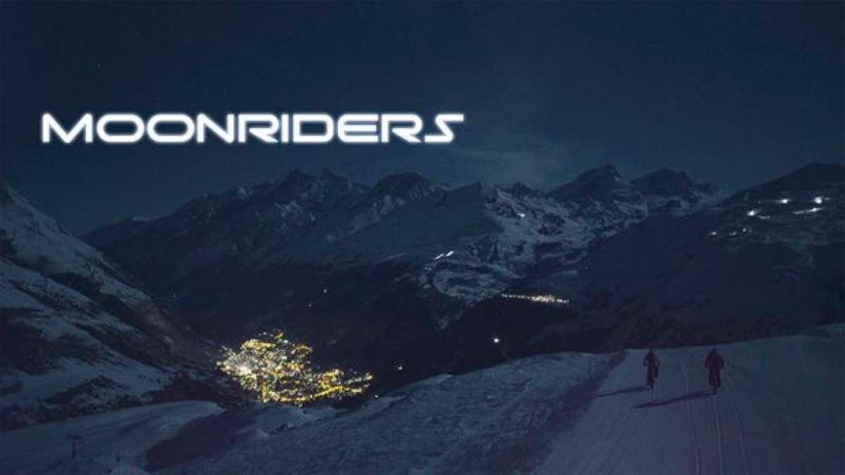 """""""Moonriders"""", rutas bajo la luz de la luna con los chicos de Trailguides"""