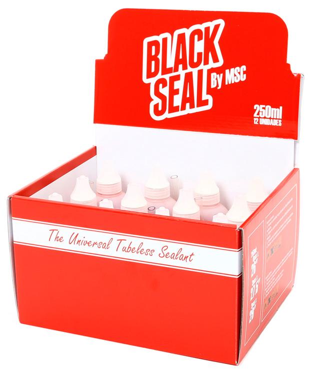 MSC Black Seal, nueva fórmula para el líquido sellante de MSC Bikes