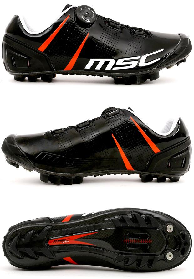 MSC XC SHOES, la nueva gama de zapatillas de montaña de la firma española