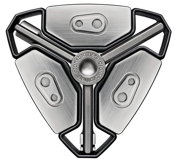 Crankbrothers Y12 e Y16, las nuevas multiherramientas triangulares de la firma californiana