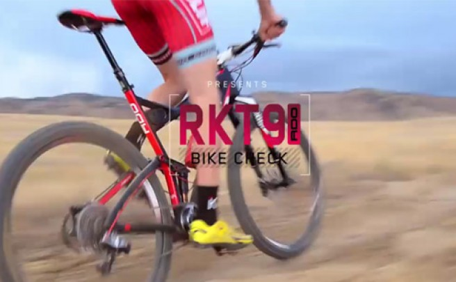 La nueva Niner RKT 9 RDO de 2016 en acción