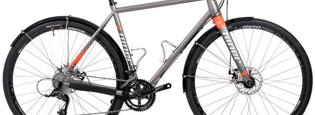 Niner RLT 9 Steel 'Long Ride', una bicicleta para disfrutar como nunca del cicloturismo