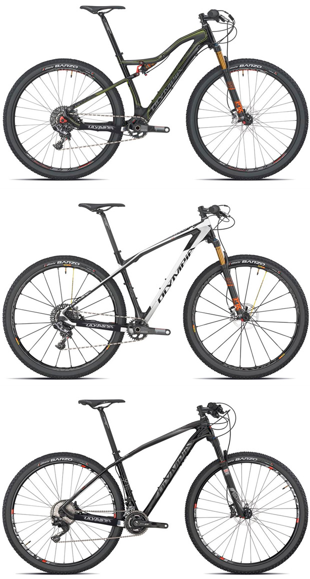 Rebajas de hasta un 10% en el nuevo catálogo 2016 de Olympia Cycles