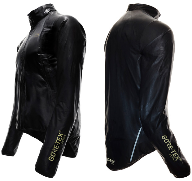 One Gore-Tex Active, la chaqueta impermeable para ciclistas más avanzada del planeta
