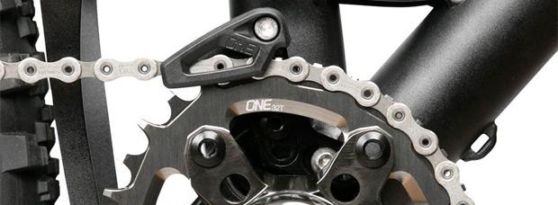 OneUp Chainguide, un guía-cadenas de 35 gramos de peso