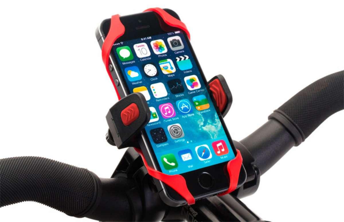 OSO Cyclo, un interesante soporte universal de manillar para smartphones