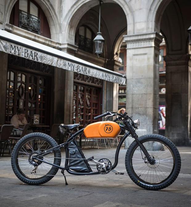 Otocycles RaceR, la nueva eléctrica de la firma inspirada en las 'Cafe Racer' de los 50