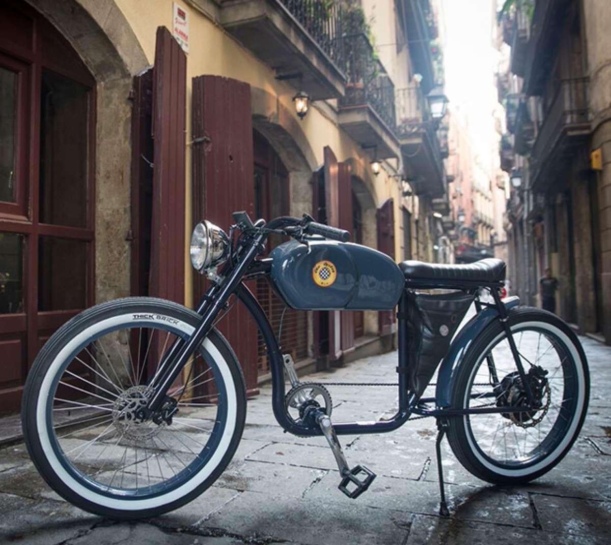 """Otocycles RaceR, la nueva eléctrica de la firma inspirada en las """"Cafe Racer"""" de los 50"""