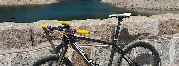 La foto del día en TodoMountainBike: 'Pantano Santa Fe del Montseny'