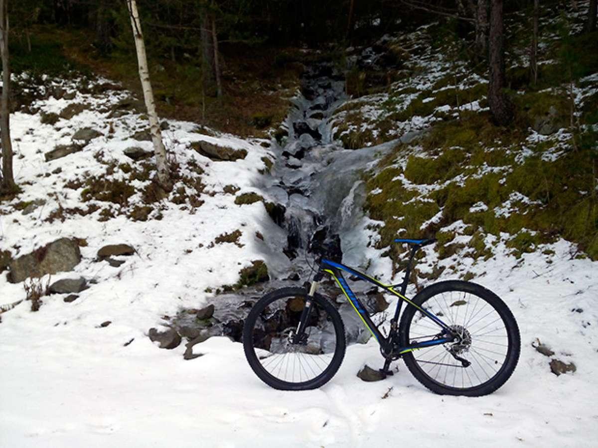 La foto del día en TodoMountainBike: 'Parque Natural del Alto Pirineo'