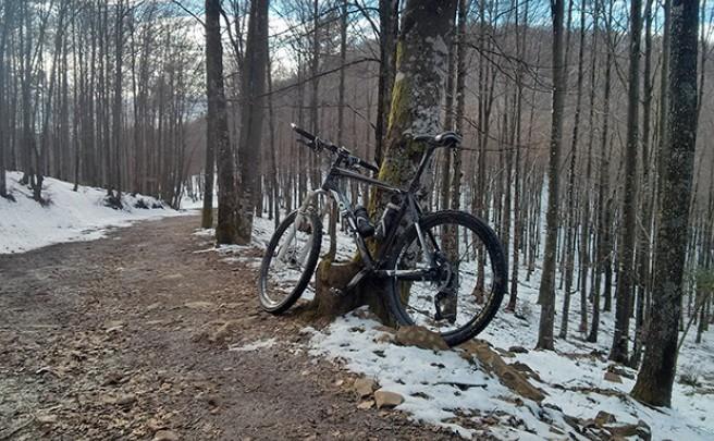 La foto del día en TodoMountainBike: 'Parque Natural de Urkiola'