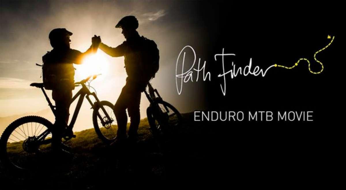 'Path Finder', 48 minutos de Enduro por las mejores montañas de Europa