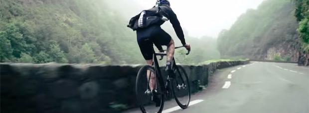 Una bicicleta a piñón fijo + 309 kilómetros + 5 puertos de los Pirineos + 7.600 metros de desnivel = Reto conseguido de Patrick Seabase