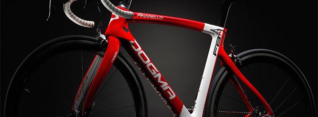 Pinarello Dogma F8W, la primera bicicleta con el grupo electrónico (e inalámbrico) de SRAM
