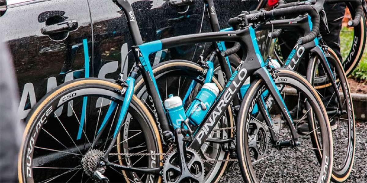 En TodoMountainBike: Pinarello Dogma K8-S, suspensión trasera para la nueva bicicleta del Team Sky