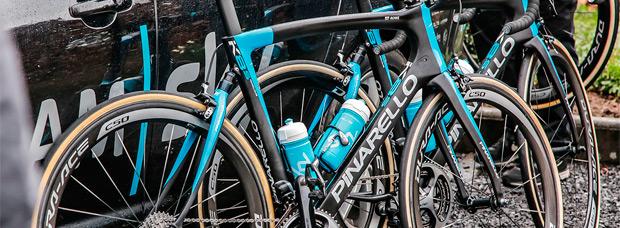 Pinarello Dogma K8-S, suspensión trasera para la nueva bicicleta del Team Sky