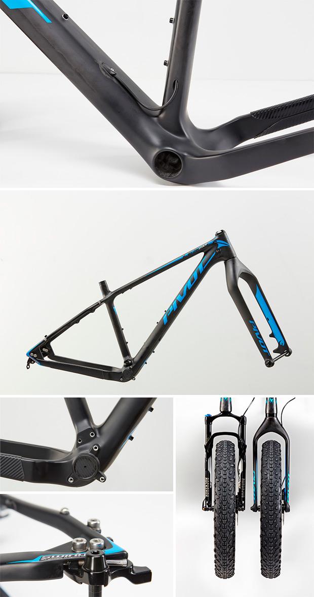 Pivot LES Fat, la nueva y polivalente 'Fat Bike' de Pivot Cycles