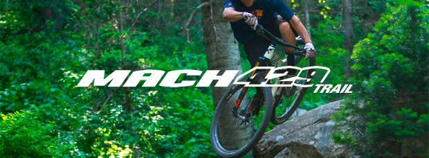Pivot Mach 429 Trail, la doble más polivalente y avanzada de la firma estadounidense