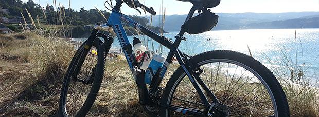 La foto del día en TodoMountainBike: 'Un bañito después de la ruta'