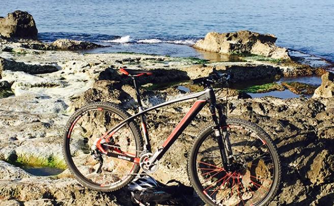 La foto del día en TodoMountainBike: 'Mediterráneo'