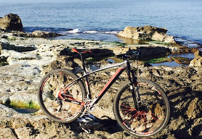 La foto del d a en todomountainbike 39 mediterr neo 39 for Playa ciudad jardin