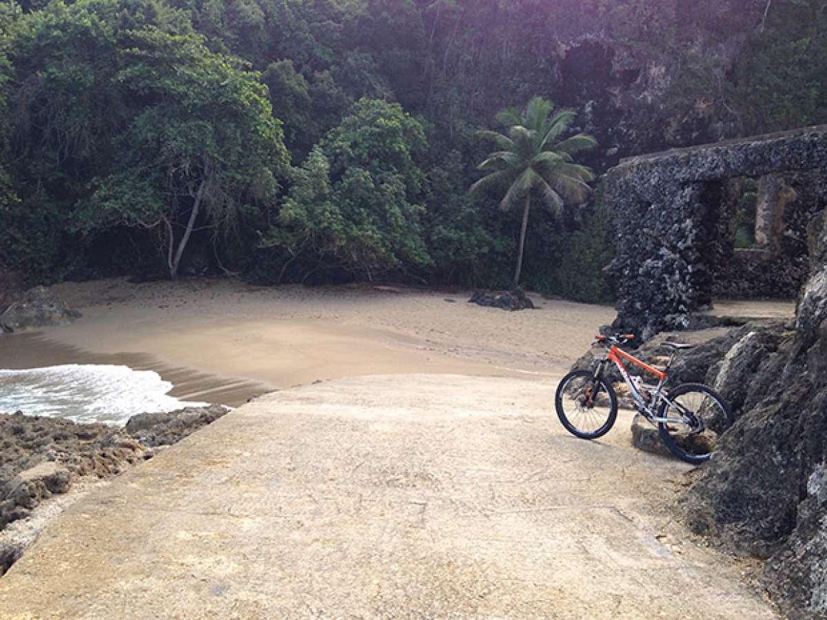 """La foto del día en TodoMountainBike: """"Puerto Rico sin filtro"""""""