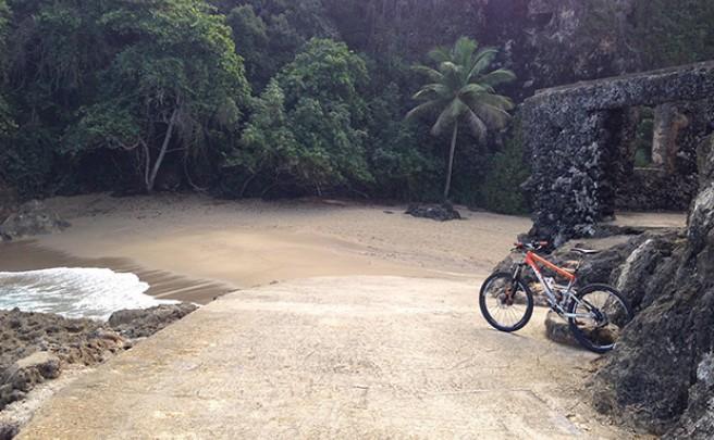 La foto del día en TodoMountainBike: 'Puerto Rico sin filtro'