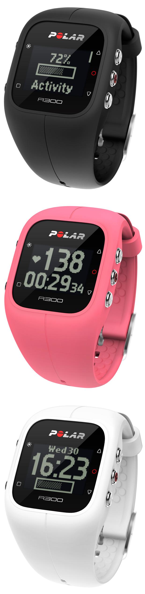 Polar A300, un pulsómetro para entrenar... y para nuestro día a día