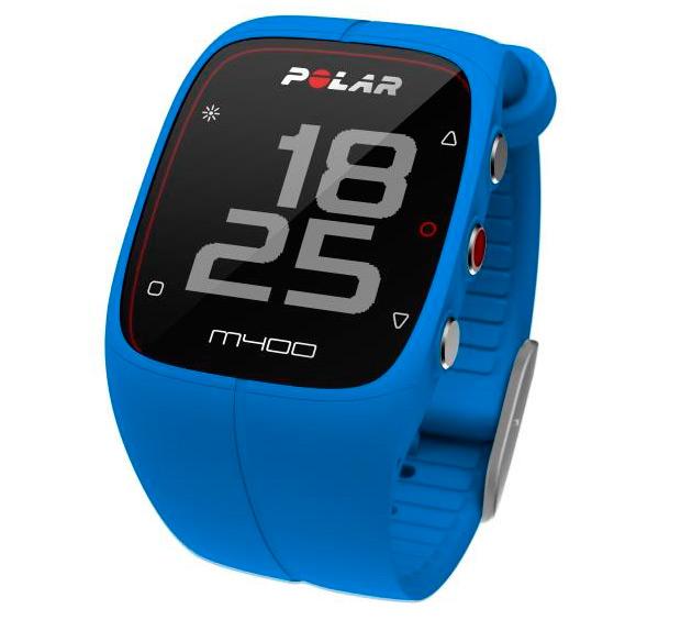 El reloj multideportivo Polar M400, también en azul y rosa