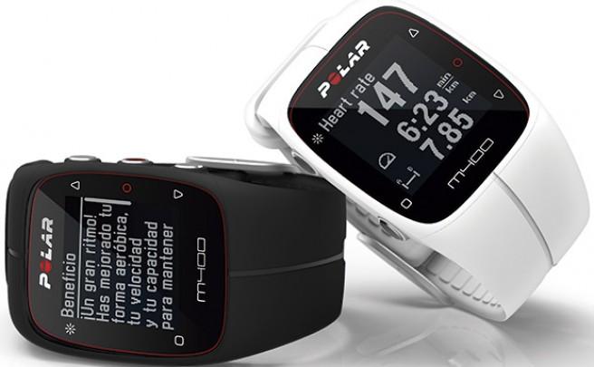 El pulsómetro Polar M400, premio 'Gold Winner Award' en el certamen ISPO 2015