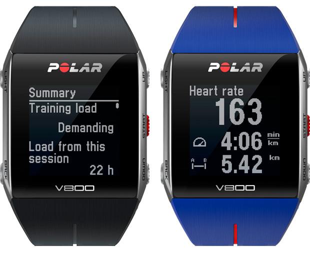 Notificaciones de móvil para sistemas Android y otras mejoras, ya disponibles en el Polar V800
