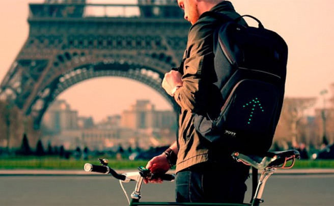 Port Designs GO LED, una interesante mochila con LEDs integrados para deportistas